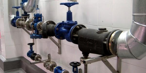 Проект наружного водоснабжения
